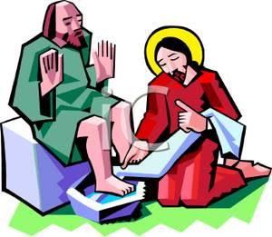 300x261 Jesus Washing The Feet Of His Disciples