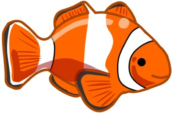 340x223 Clipart Of Fish For Children