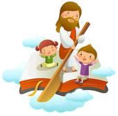 170x166 Jesus Christ Rowing A Book Clipart Panda