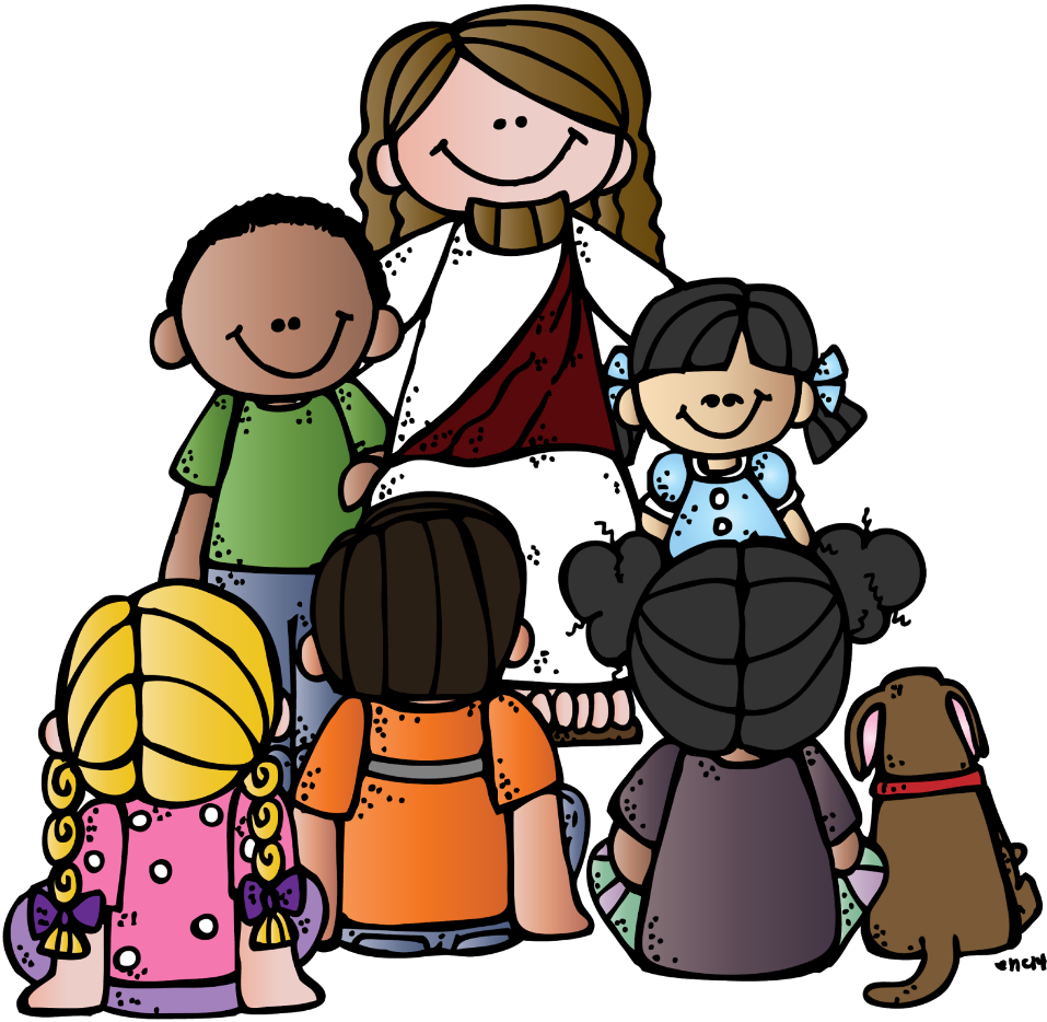 957x934 My Blog This Week Centers On Sharing Jesus With Children. I Always