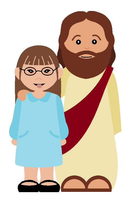 517x771 Collection Of Walking With Jesus Clipart High Quality, Free