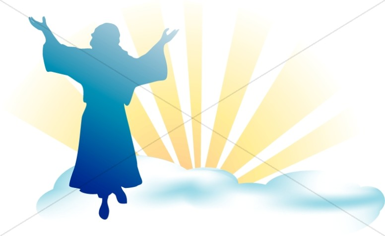 776x476 Ascension Of Jesus Clipart Ascension Day Clipart