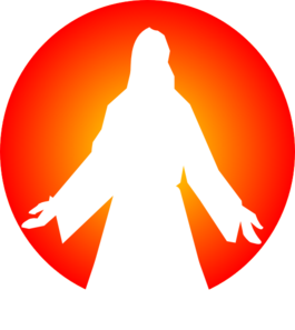 265x297 Collection Of Jesus Clipart Easter High Quality, Free