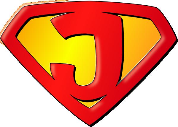 600x430 God Is My Superhero Super Jesus Clip Art