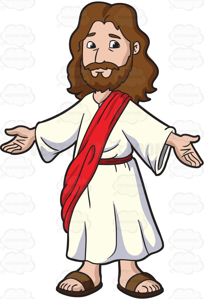 700x1024 Jesus Clipart Jesus Christ Opening His Arms To Welcome Everyone