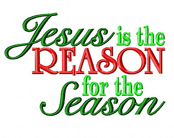 340x270 Adorable Jesus Is The Reason For The Season Clip Art
