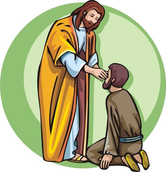 579x600 Jesus Heals The Sick Clipart Amp Jesus Heals The Sick Clip Art