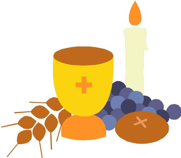 578x505 Dying Clipart Communion