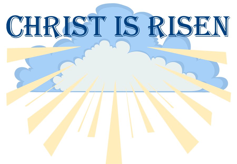jesus has risen clipart at getdrawings com free for personal use rh getdrawings com he is risen clipart black and white christ is risen clipart free