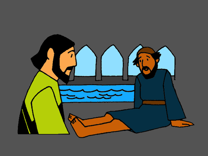 700x525 Healing Of A Man By A Pool Mission Bible Class
