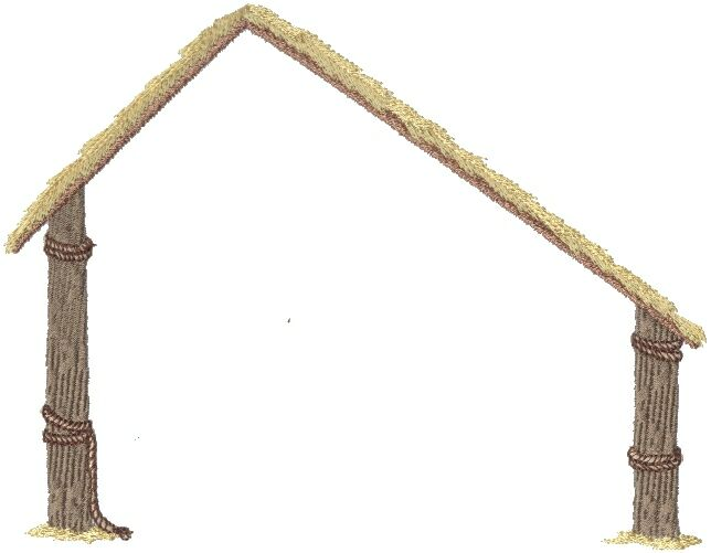 644x501 Barn Clipart Nativity