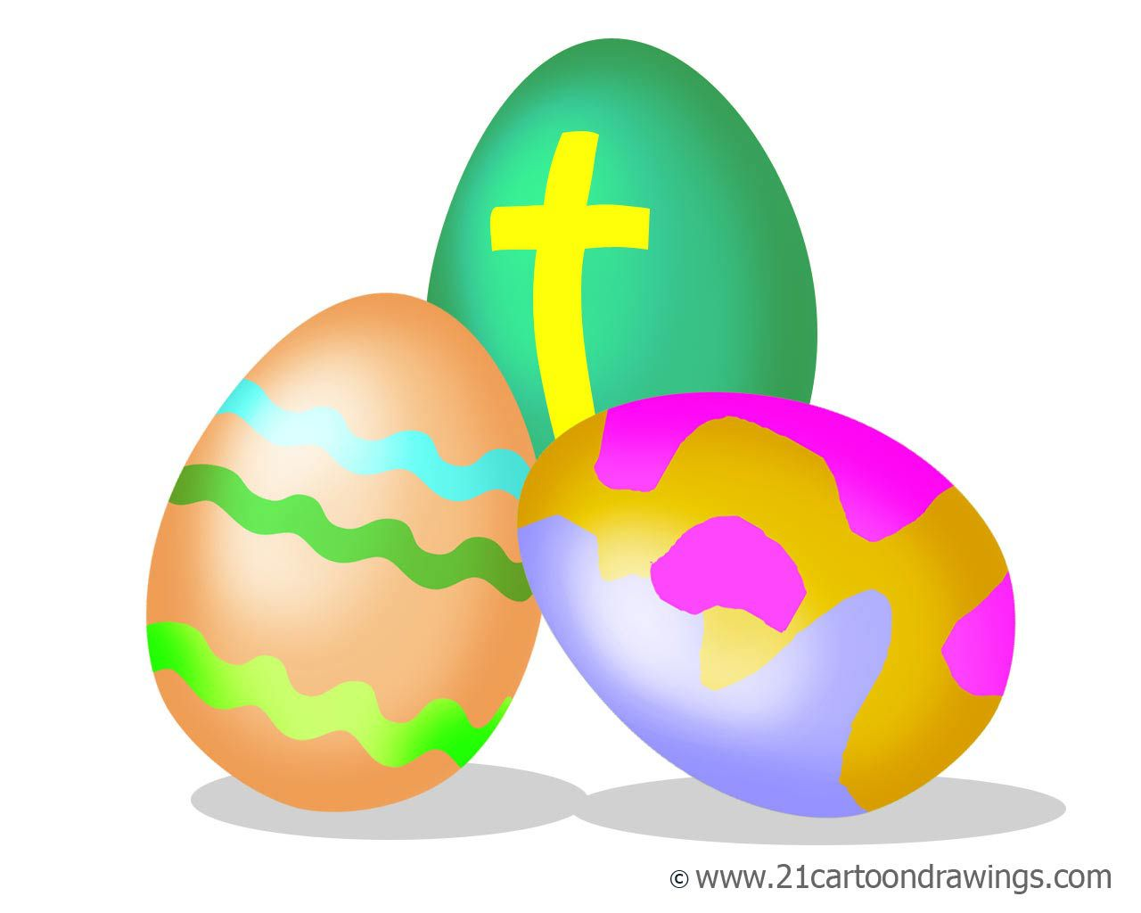 1280x1024 Free Easter Christian Clipart