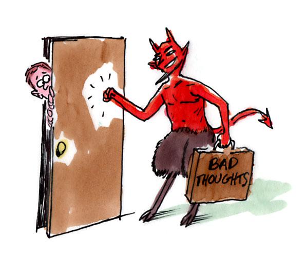 600x542 Shut The Door On Temptation!