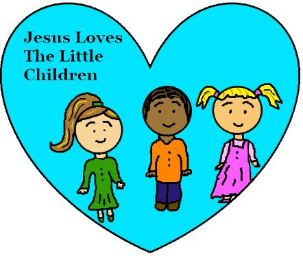 Jesus Loves Me Clipart