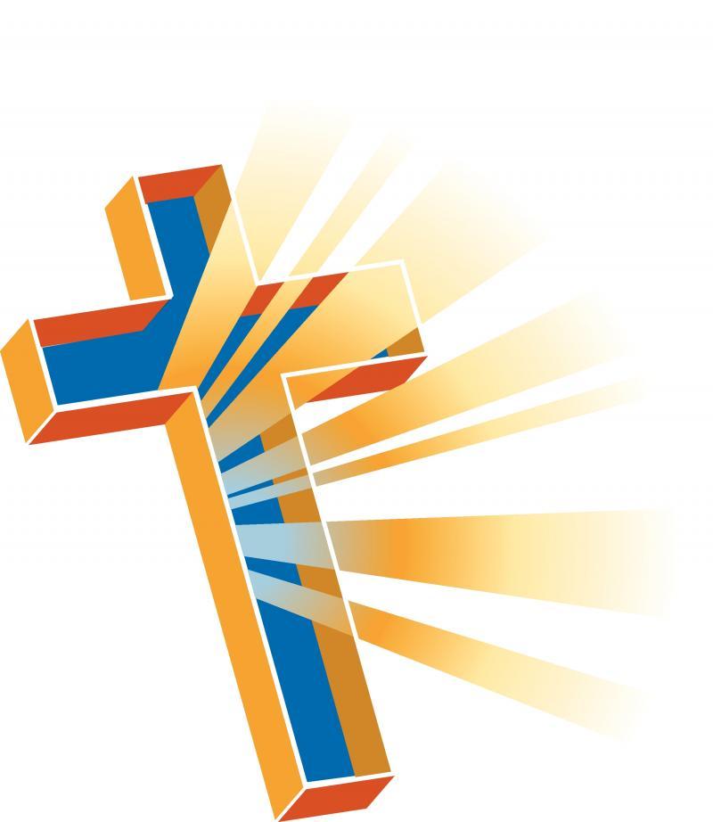 800x922 Christian Cross Clip Art