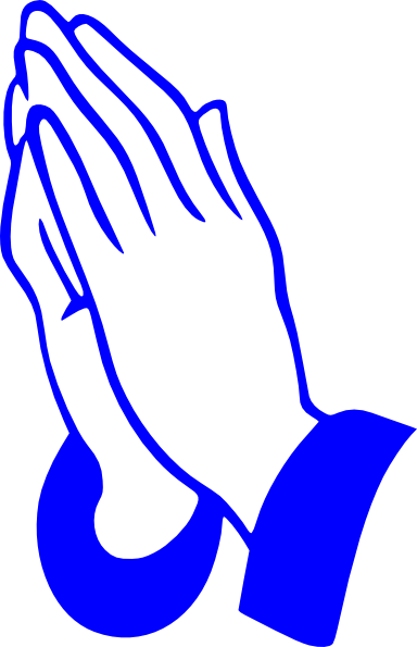 384x595 Praying Hands Clip Art