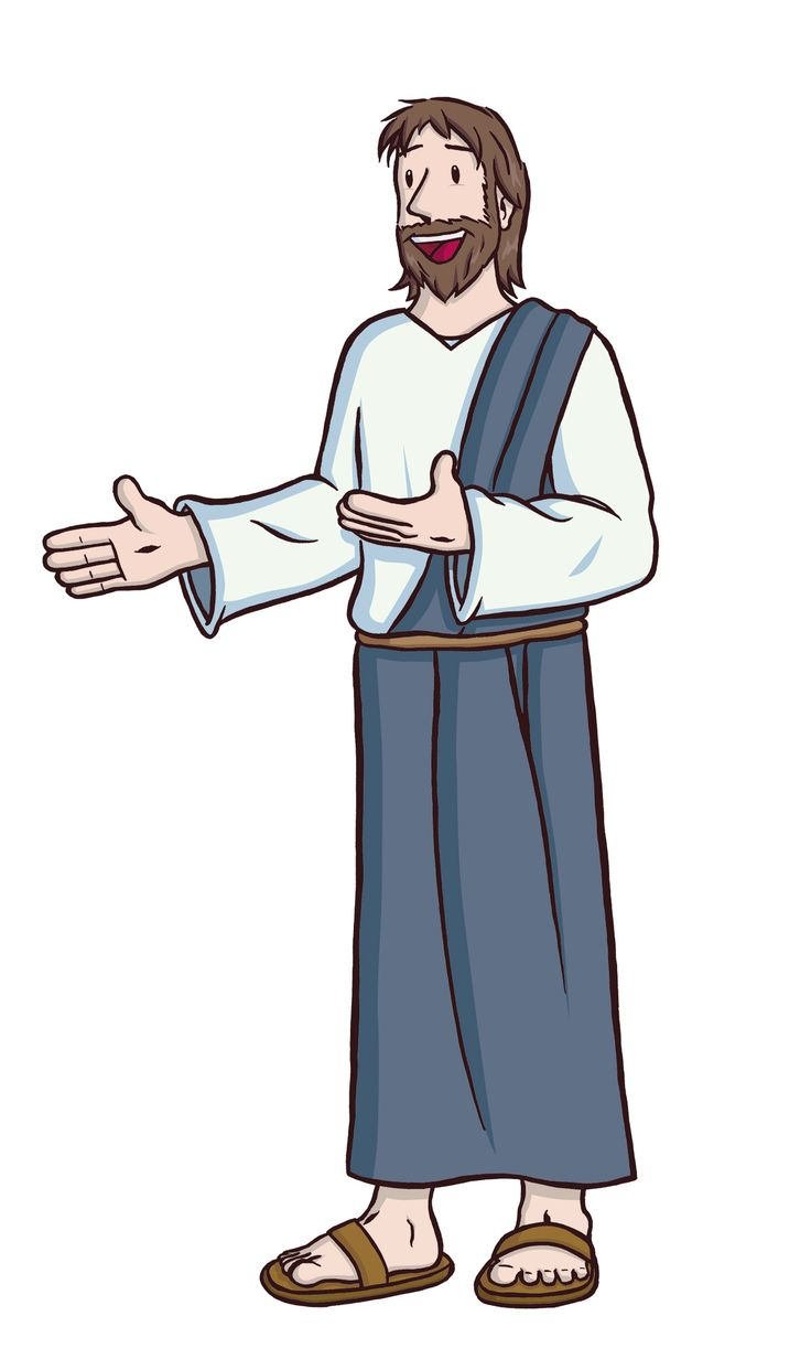736x1232 Jesus Is Able Clipart