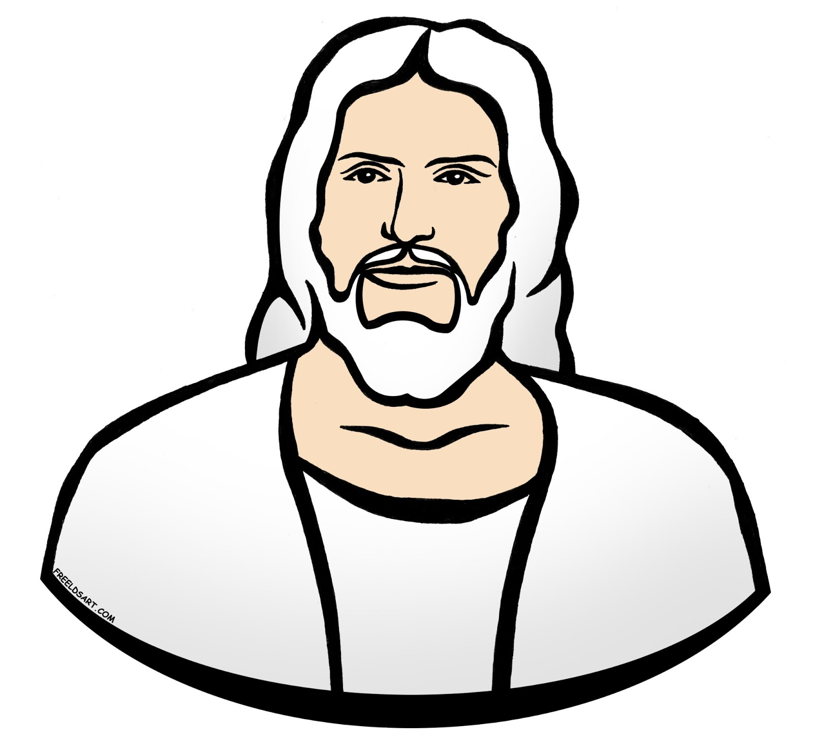 1600x1471 Lord Clipart
