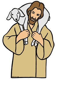 jesus the good shepherd clipart at getdrawings com free for rh getdrawings com LDS Coloring Pictures of Jesus lds clipart jesus baptism