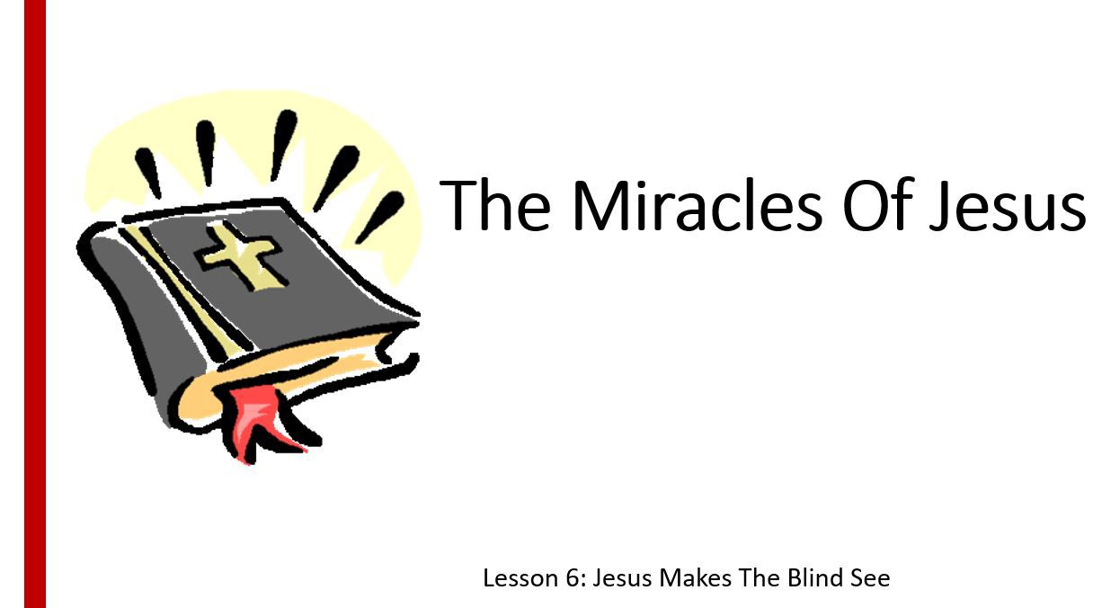 1216x676 The Miracles Of Jesus (Lesson 2 Jesus Turns Water Into Wine)