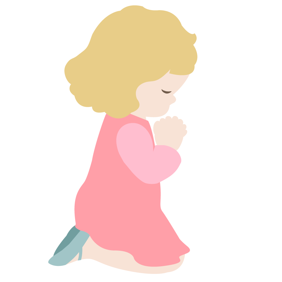 948x948 Kids Prayer Clipart Clipart Panda
