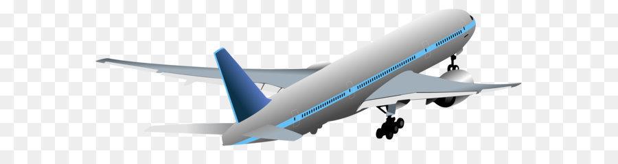 900x240 Airplane Aircraft Clip Art