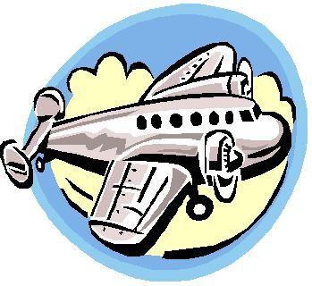 349x320 Clip Art Airplane Travel Clipart Clipart Kid Image