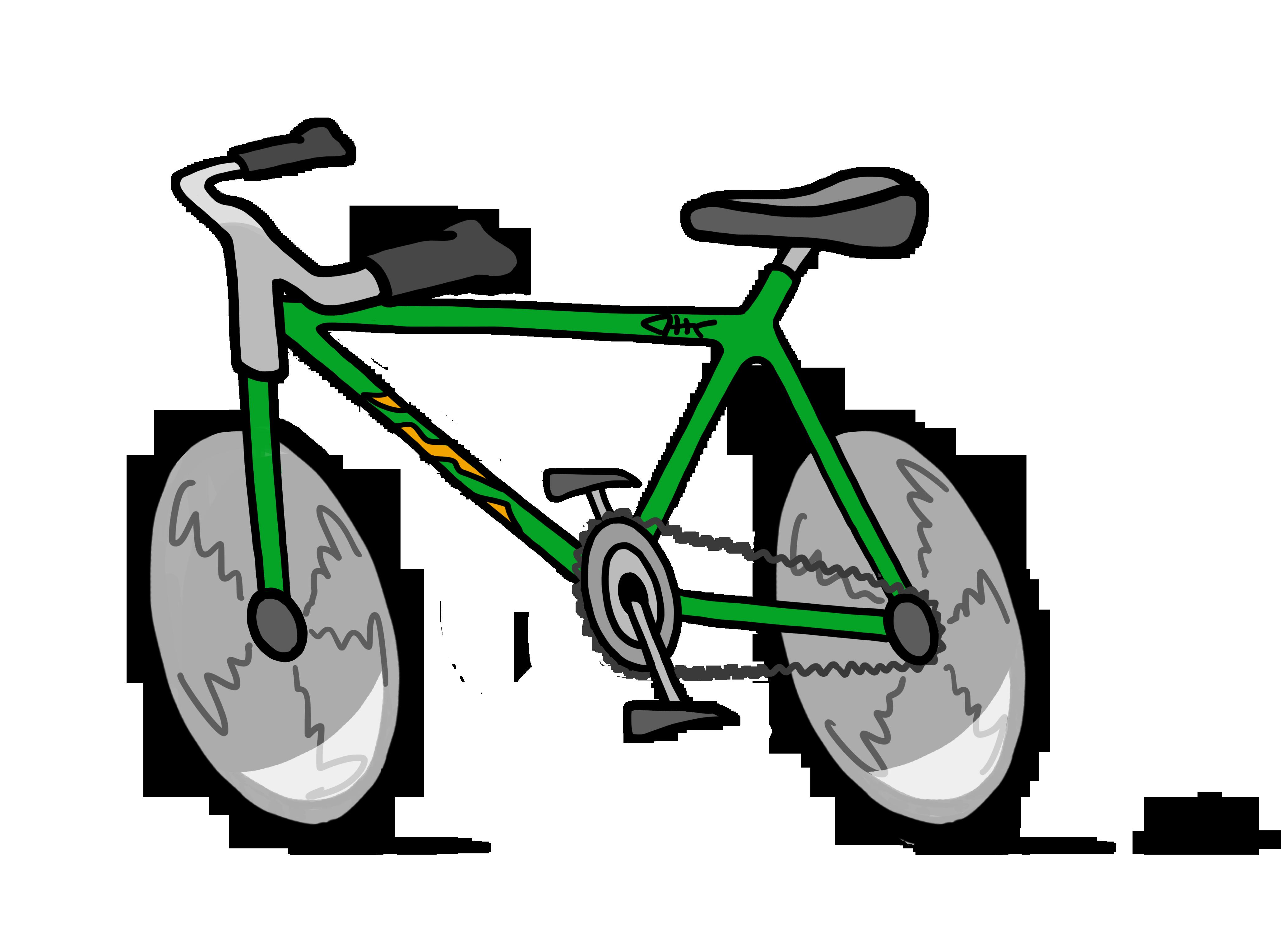 4142x3000 Clip Art Bike Amp Look At Clip Art Bike Clip Art Images