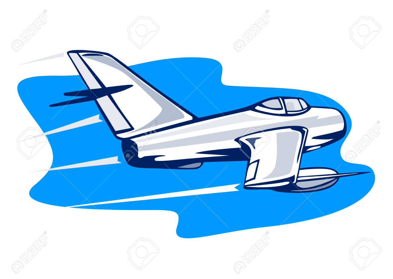 1300x924 Supersonic Fighter Clipart