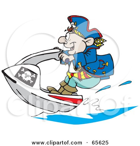 450x470 Royalty Free (Rf) Jetski Clipart, Illustrations, Vector Graphics