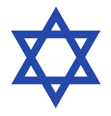 384x400 Free Jewish Clipart Images Star Of David