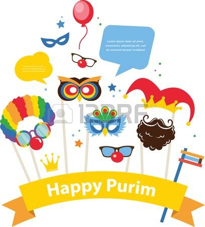 408x450 Stylist And Luxury Purim Clip Art Free Vectors Of Cheerful Jewish