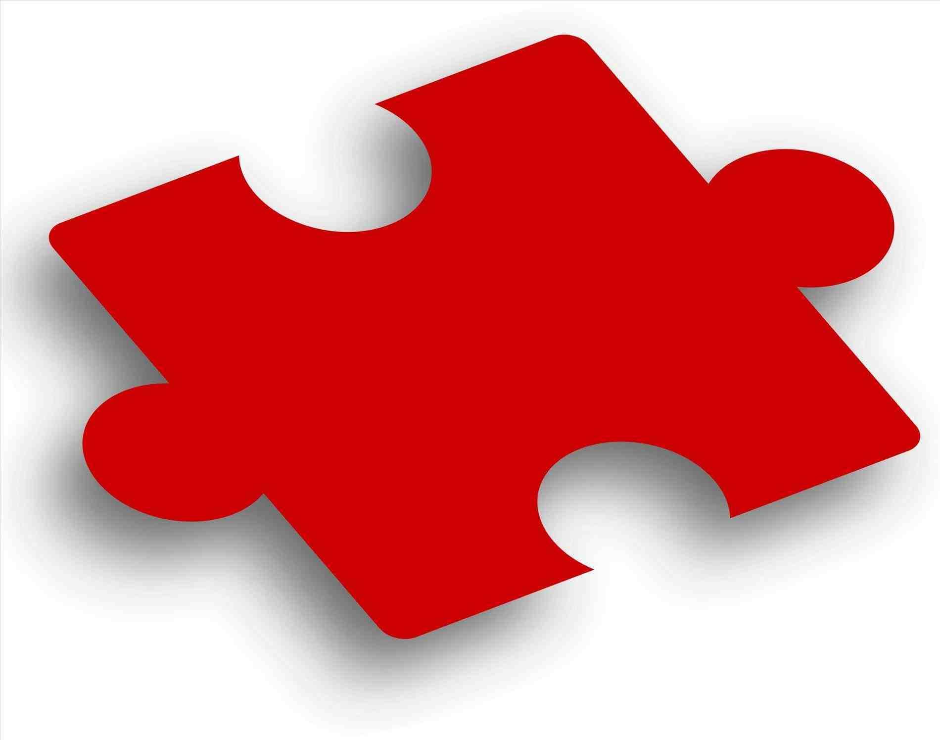 1900x1495 Jigsaw Puzzle Piece Clipart Digital Scrapbooking Freebies