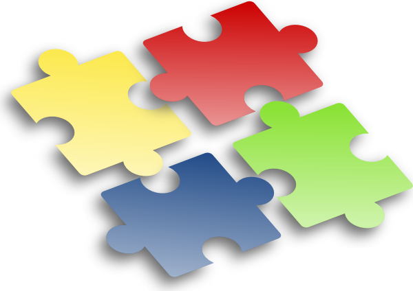 600x424 Ben Jigsaw Puzzle Clip Art