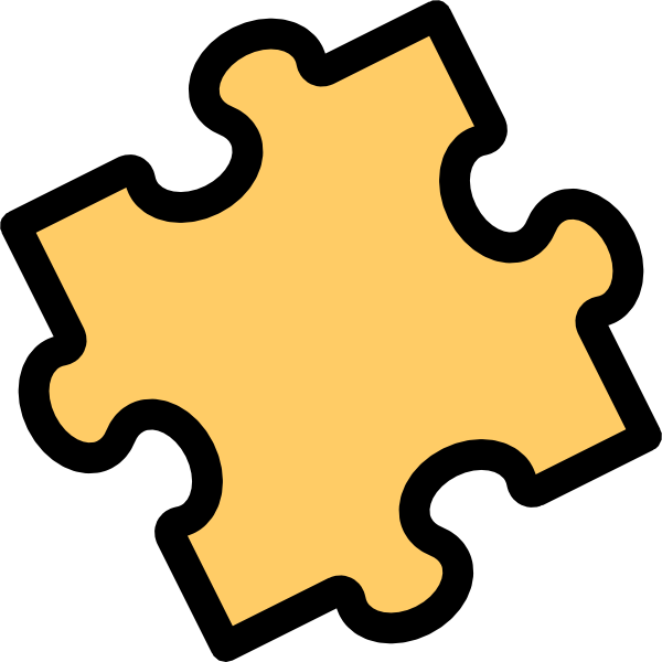 600x600 Risto Pekkala Jigsaw Puzzle Piece Clip Art Free Vector 4vector