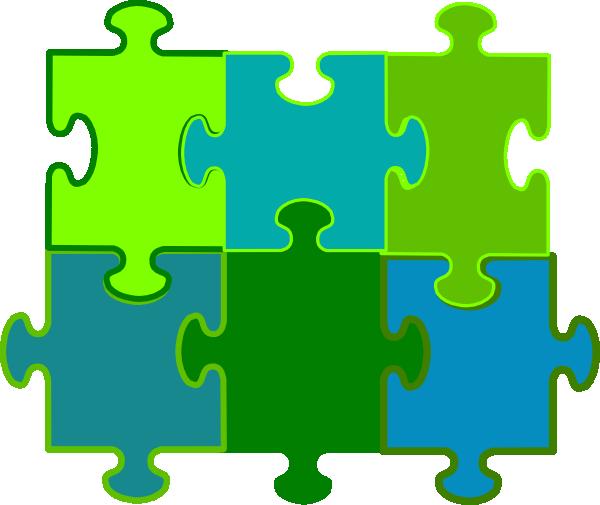 600x505 Jigsaw Puzzle 6 Pieces Clip Art