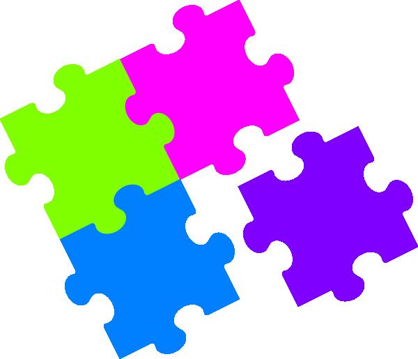 600x515 Jigsaw Puzzle Color Clip Art