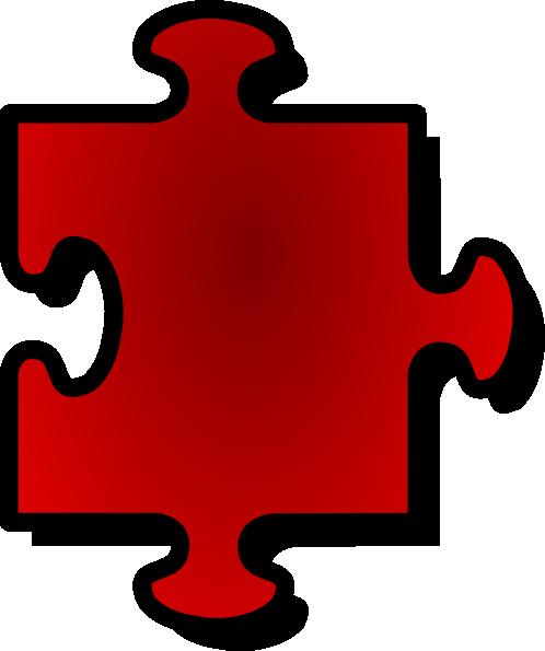 498x595 Jigsaw Puzzle Clip Art Free Vector 4vector