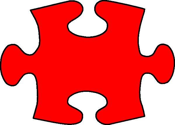 600x430 Jigsaw Puzzle Pieces Clip Art 1091637
