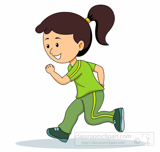 550x523 Exercise Clipart Jogging Clipart Clipart Student Jogging Running