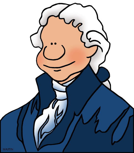 570x648 Fourth Of July Clip Art By Phillip Martin, Thomas Jefferson