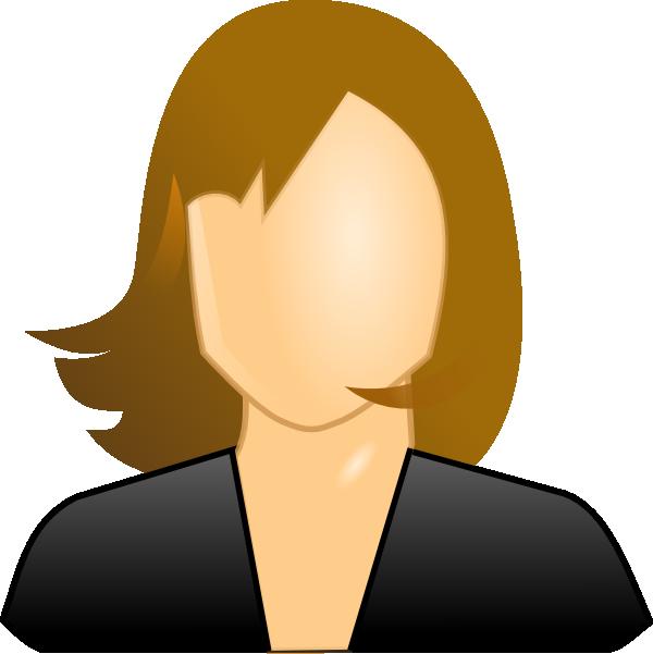 600x601 Female Icon