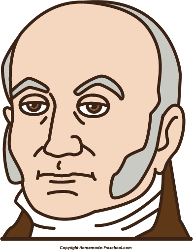 392x508 Collection Of John Quincy Adams Clipart High Quality, Free