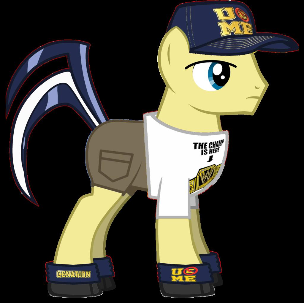 1024x1021 John Cena Oc Pony