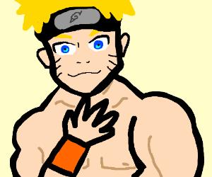 300x250 Naruto Is John Cena
