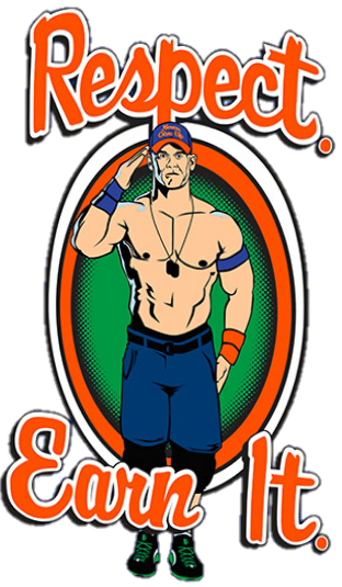 312x535 John Cena Logo 2017 Png By Antonixo02