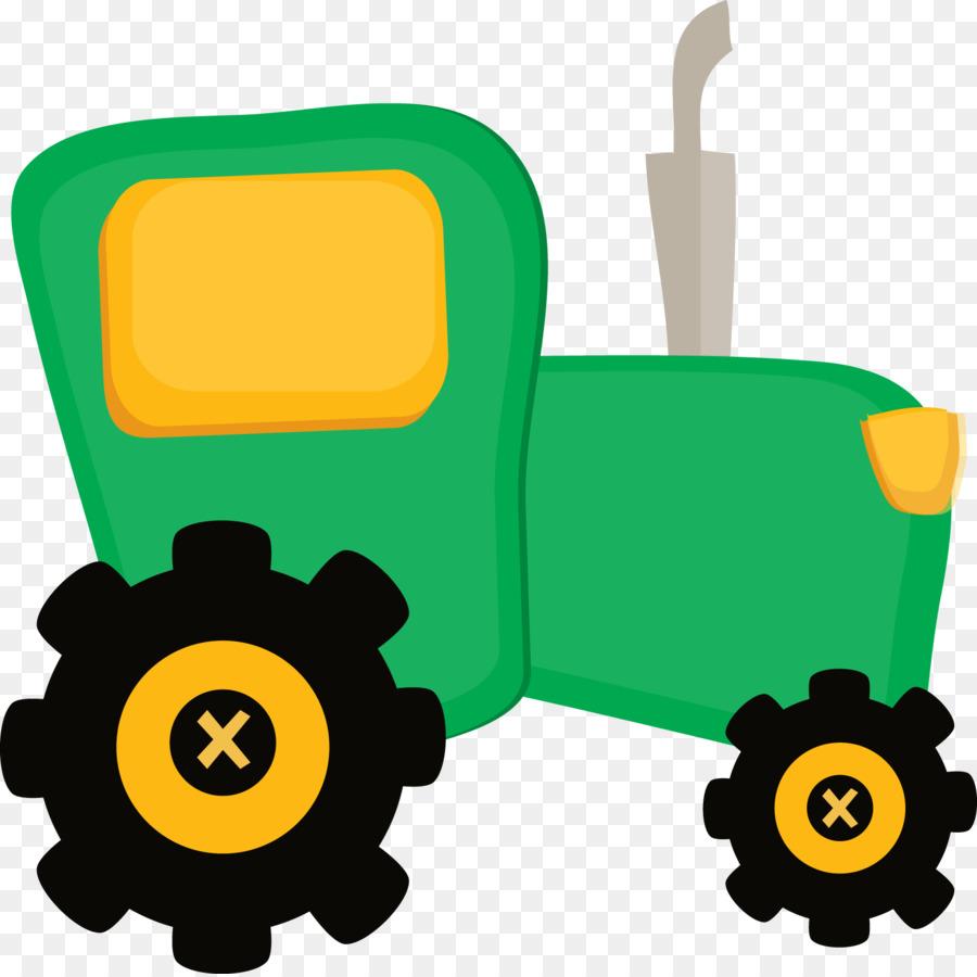 900x900 John Deere Tractor Agriculture Planter Clip Art