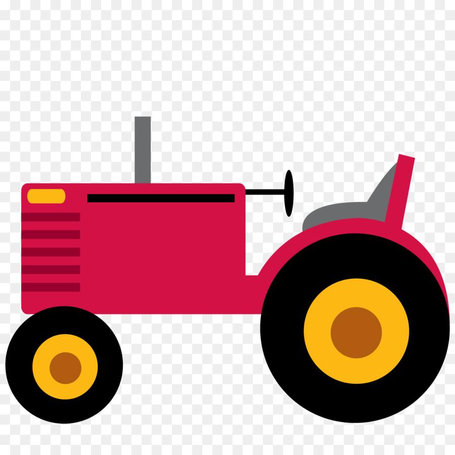 900x900 John Deere Tractor De La Granja De Clip Art