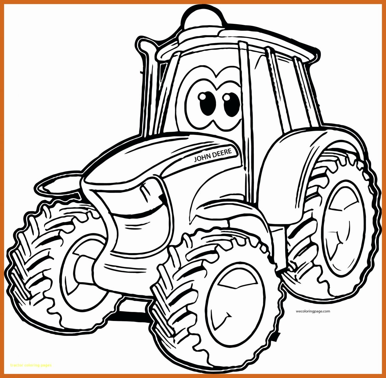 Massif image inside printable tractor coloring pages