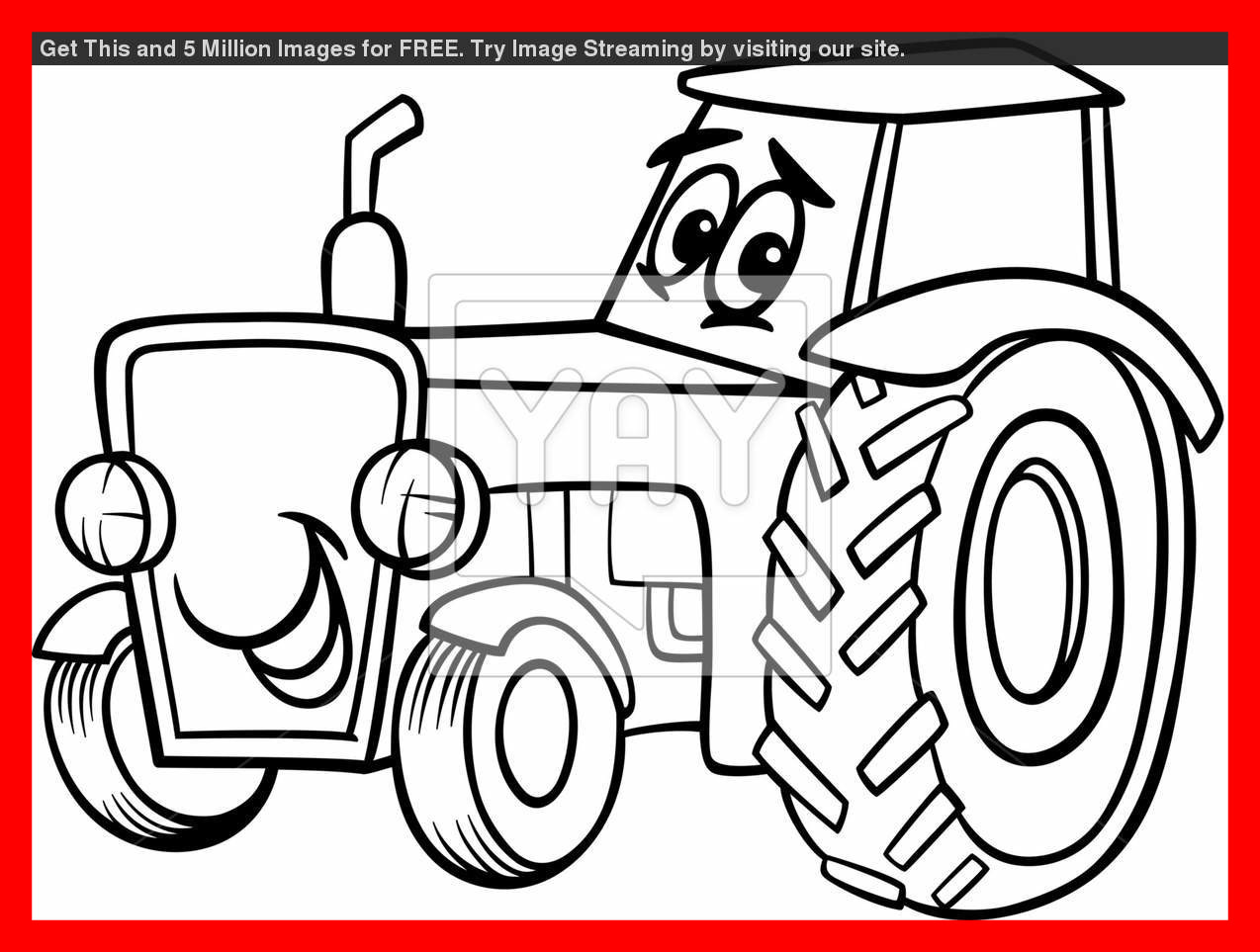 1274x963 Inspiring John Deer Tractor Coloring Pages For Kids Lots